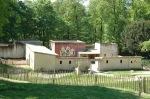 Reconstructie van een boerderij uit het oude Nabije Oosten