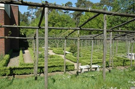 Romeinse tuin