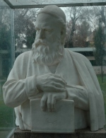 Moderne buste van Omar Khayyam