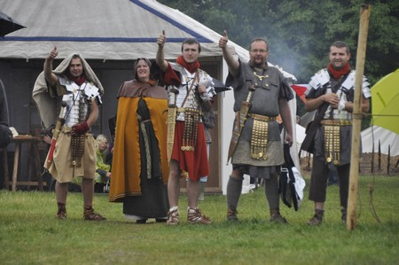 Romeinenfestival 2012