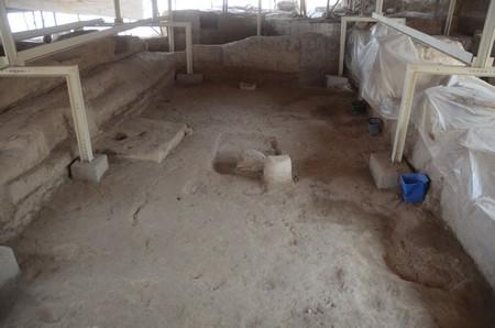 Arslantepe, Temple B