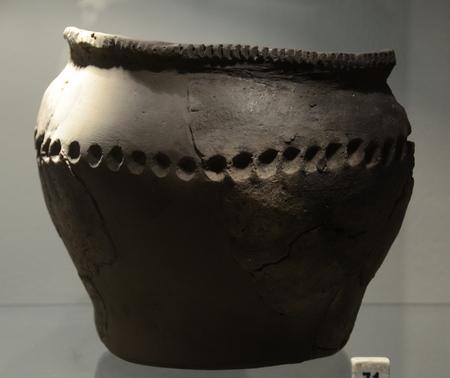 Germaans aardewerk uit Kontich