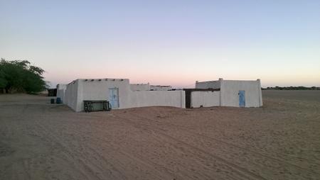 Het opgravingshuis