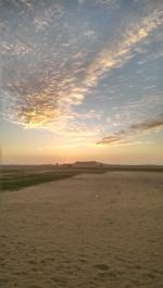 Een jaloersmakend mooie foto van de woestijn