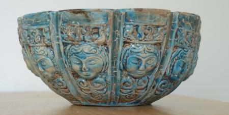 Tiende-eeuwse schaal, oostelijk Iran