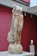 Victoria: de Grieken en Romeinen kenden de bolvorm van de aarde al (Athene).