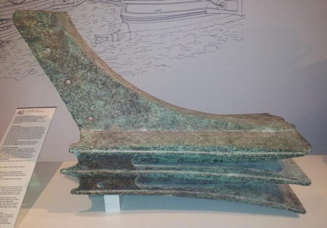 Ram van een Karthaags oorlogsschip