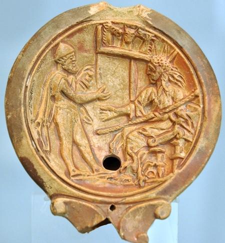Odysseus bij Helios (Antikensammlung, München)