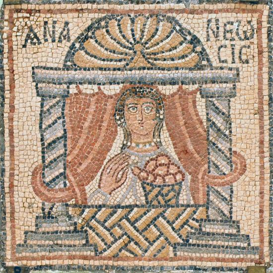 Ananeosis (Museum Qadr Libya)