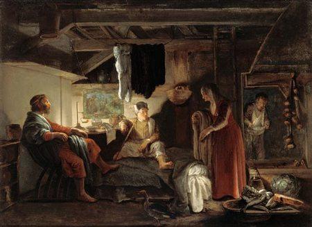 Adam Elsheimer, Philemon en Baucis