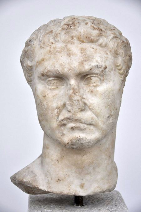 Marcus Antonius (Museum voor Schone Kunsten, Boedapest)