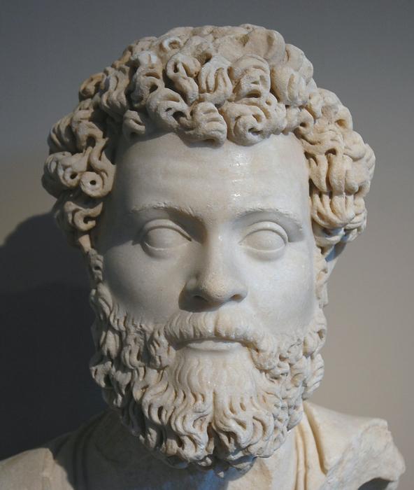 Septimius Severus (Archeologisch Museum Thessaloniki)