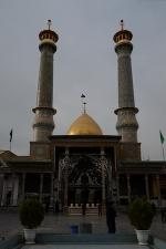 Het mausoleum van Abd ol-Azim in Reyy