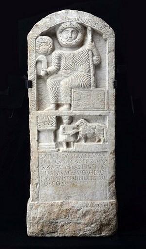 Saturnus (Bardo-museum)