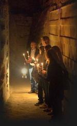 De Romeinse katakomben in Valkenburg