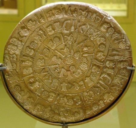 Schijf van Faistos (Museum van Heraklion)