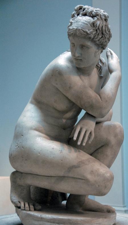 De zogeheten Lely-Venus (British Museum, Londen)