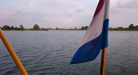 De Rijn vanaf het Drielse Veer