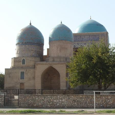 Shahkrisabz