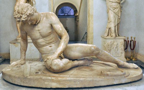 De Stervende Galliër (Capitolijnse Musea, Rome)