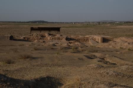 De noordelijke sector van Kara Tepe