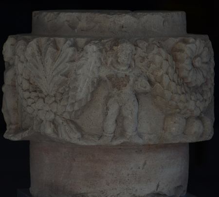 Sculptuur uit oud-Termez