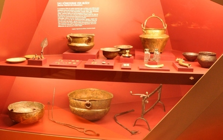 Marcomannische schat (Museum van Mikulov)