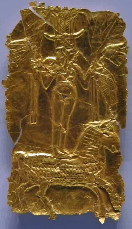 Astarte of Anat (Israel Museum, Jeruzalem)