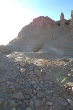 Plundering in Šahr-e Qumis