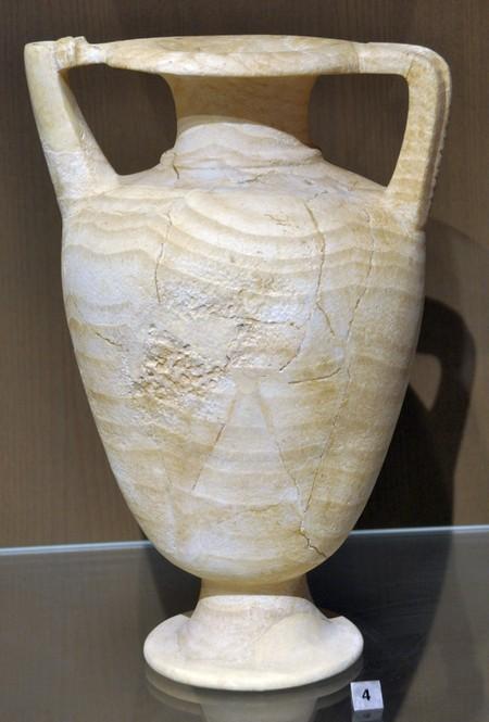 Albasten amfoor (Nationaal Museum, Beiroet)