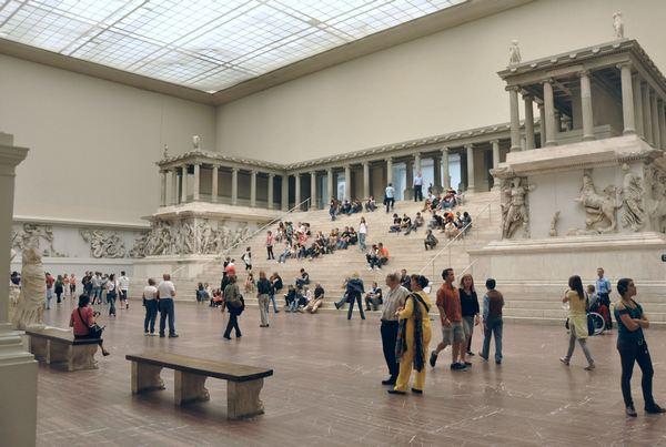 Het Pergamonaltaar (Berlijn)