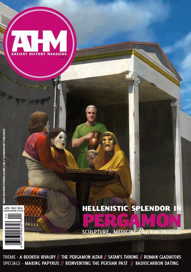 Omslag van AHM 3