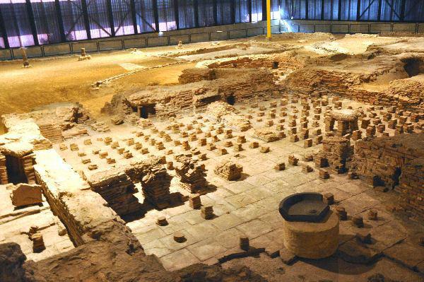 De grootste Romeinse ruïne in Nederland