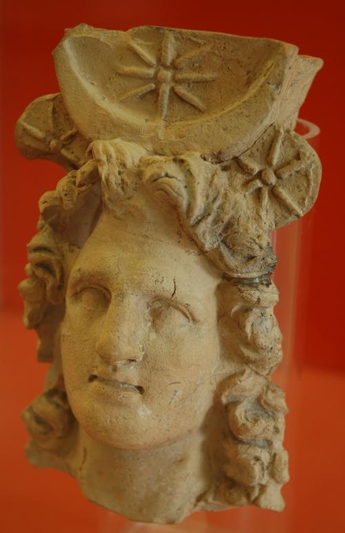 Alexander als wereldheerser (Koninklijke Musea voor Kunst en Geschiedenis, Brussel)