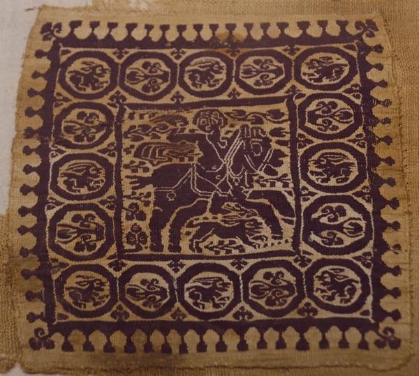 Koptisch textiel (Museum für Kunst und Gewerbe, Hamburg)