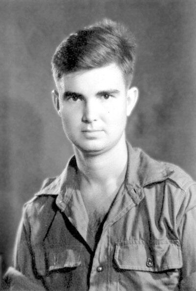 De auteur in 1945