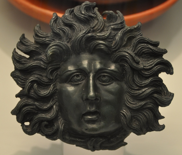 Medusa (Archeologisch Museum, Xanten)