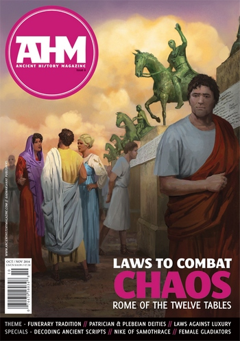 Het nieuwe oudheidkundige tijdschrift - klik en lees meer!