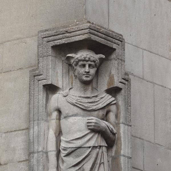 Hermes (Berus van Berlage)