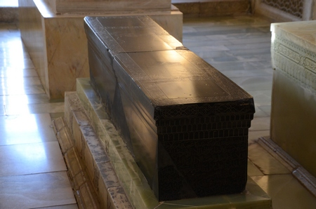 Timoers sarcofaag in Samarkand