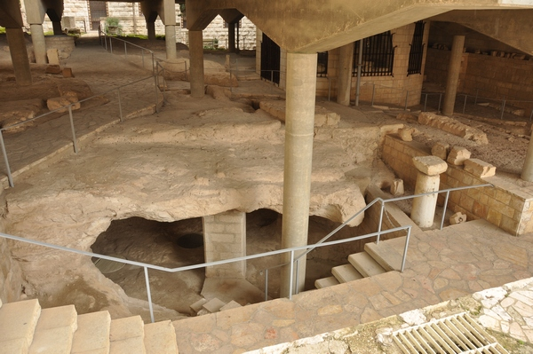 nazareth_basilica_anunciation_caves