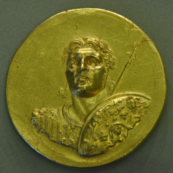 Alexander de Grote (Bode-Museum, Berlijn)