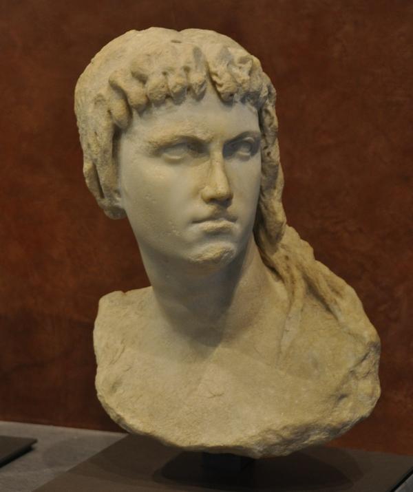 Kleopatra II of Kleopatra III (Louvre, Parijs)