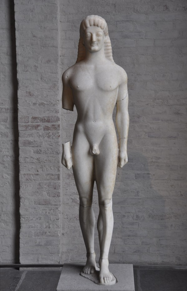 De Apollo van Tenea (Glyptothek, München)