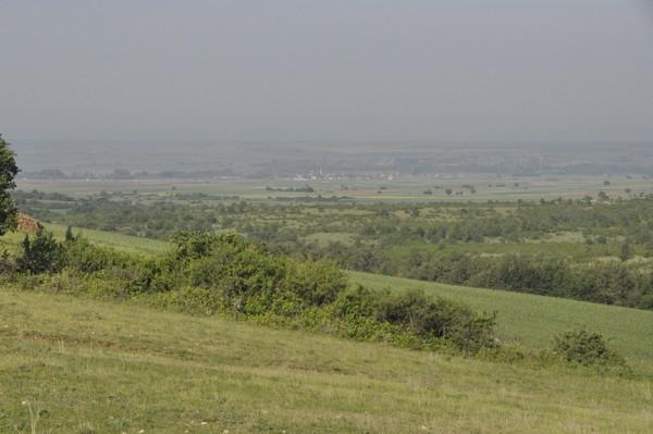 Het slagveld van Hadrianopel