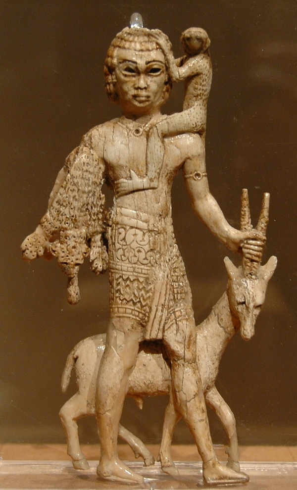Beeldje van een Nubiër (Metropolitan Museum of Art, New York)