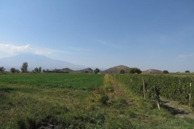 Artaxata (op de heuvels)