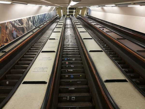 Rotterdam, Maastunnel